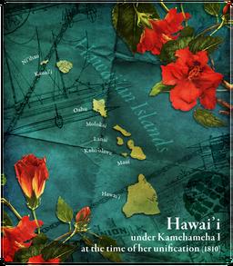 Map MC Hawaii