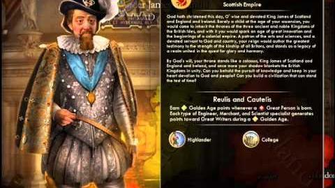 Scotland - James VI War