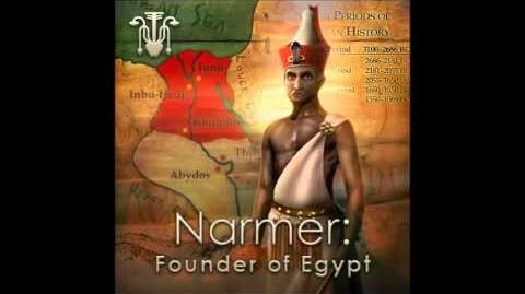 United Kingdoms of the Nile - Narmer War