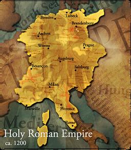 Tcm map hre