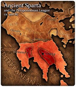 MC Sparta Map