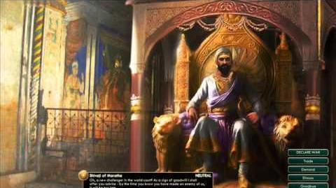 Maratha - Shivaji - War