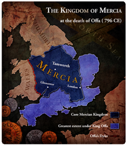 MC Mercia Map
