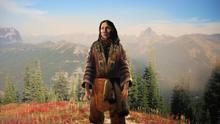 BlackfootCrowfoot Scene