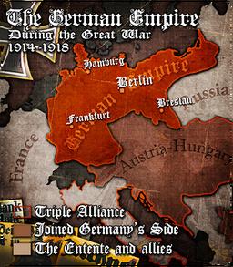 WilhelmII GermanyMap v2