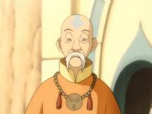 Monk Gyatso