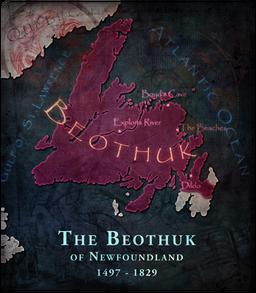 Beothukmap