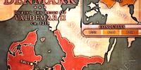 Denmark (Valdemar II)