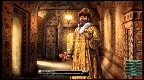 Moscovy - Ivan IV War