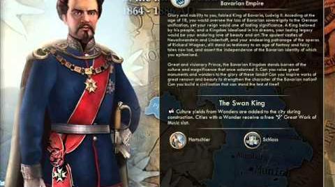 Kingdom of Bavaria - Ludwig II War