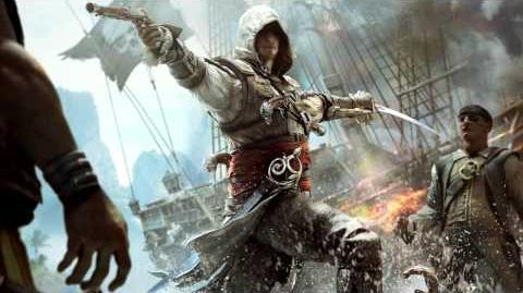 Assassin's Creed 4 Black Flag Soundtrack - Under the Black Flag