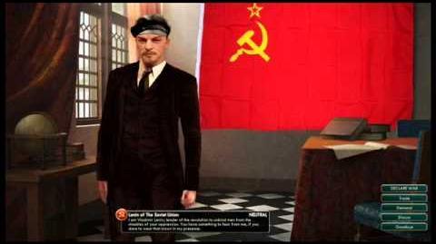 UdSSR - Lenin War