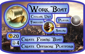 Work Boat Info Card