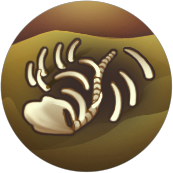 Alien Skeleton (CivBE)