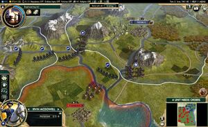 Brave New World - American Civil War Preview