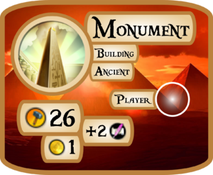 Monument Info Card