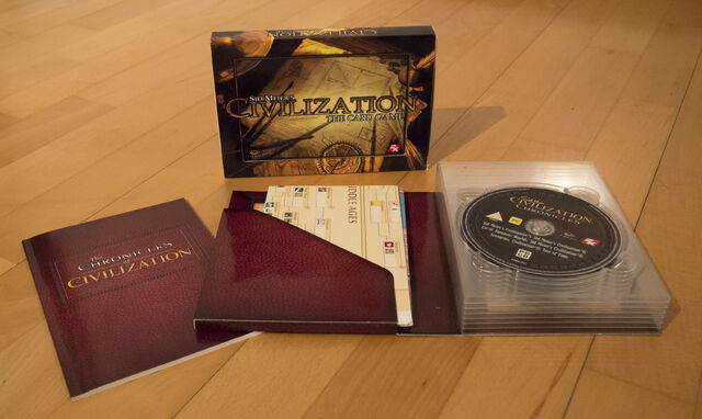 File:Civilization Chronicles box contents.jpg