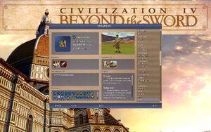 Civilopedia - Infantry (Civ4)