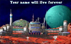 Space victory (Civ1)