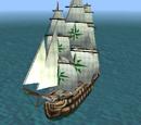 Ship of the Line (Civ4Col)