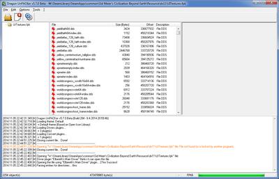 Dragon UnPACKer v5.7.0 Beta