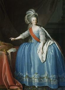 File:Portrait of the Queen Dona Maria I with a Crown.jpg