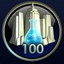 Steam achievement City of Science (Civ5)