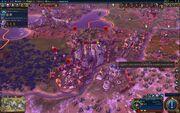 Lack of Amenities causes rebellion (Civ6)