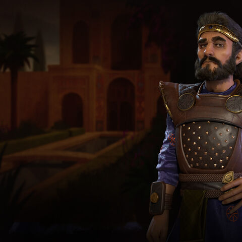 Promotional image of Cyrus