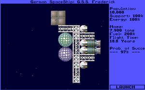 SpaceShip partial (Civ1)