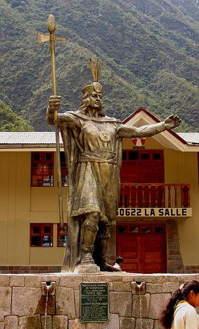 File:Pachacuti Statue.jpg