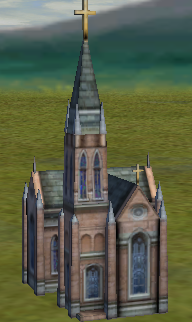 Cathedral (Civ4Col)