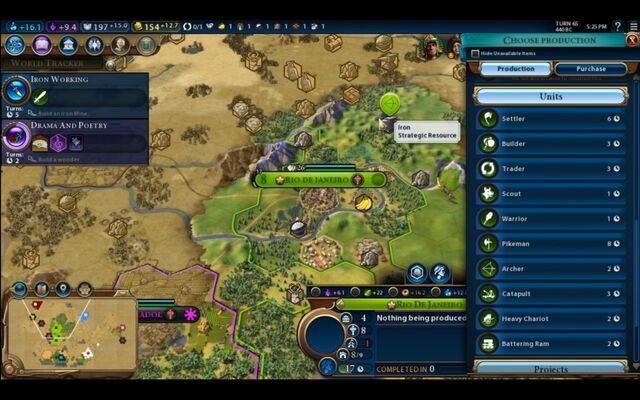 File:Civilization VI - Devs play as Brazil screenshot - Unit menu.jpg