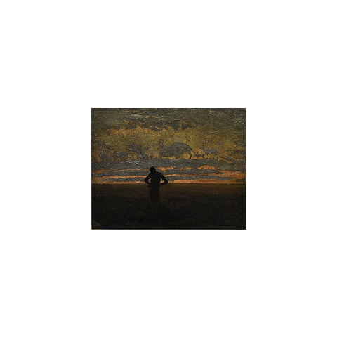 Hiawatha, by Thomas Eakins