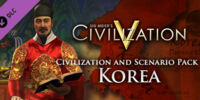 Civilization and Scenario Pack: Korea