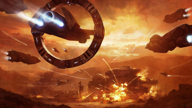 File:Steam trading card large Arrival at Prime Target (Starships).jpg