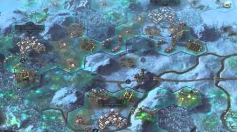 Civilization Beyond Earth - Rising Tide Factions