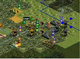 Battle of Liege (CTP2)