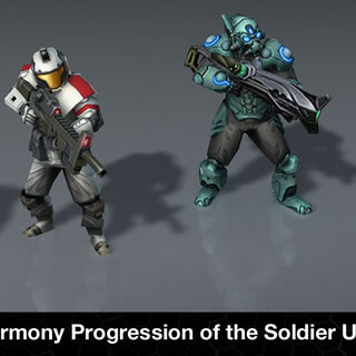 Harmony Progression