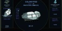 Colony pod (SMAC)