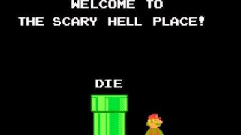 CREEPYPASTA A Haunting Most Mario