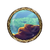 Item cave view background