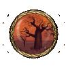 Item mystic baobab background