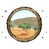 Item savannah hills background