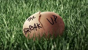 The Break Up card