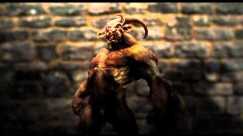 Wrath of the Titans - Minotaur Featurette