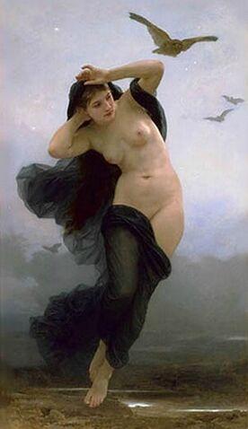 File:William-Adolphe Bouguereau (1825-1905) - La Nuit (1883).jpg