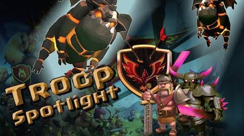 Clash of Clans - Lava Hound Troop Spotlight!