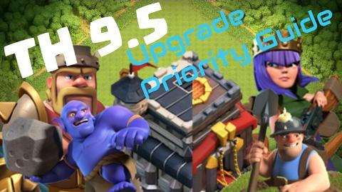 Clash of Clans - TH 9