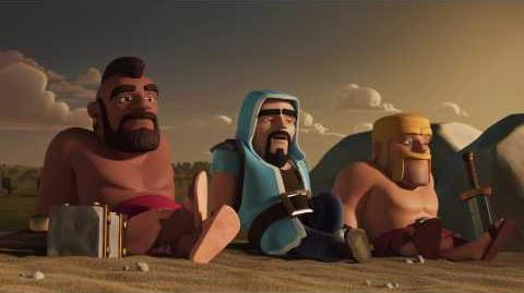 Clash of Clans How Do We Get Over There? (Update Teaser)